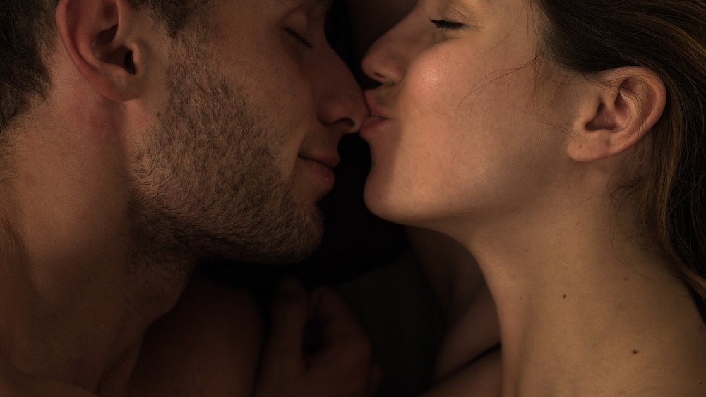 Beijo no nariz