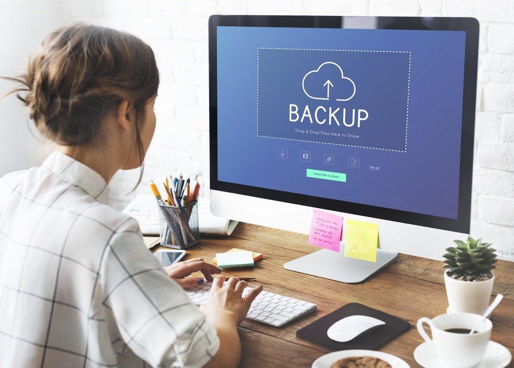 significado de backup