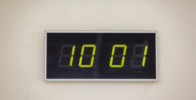 Significado de horas invertidas