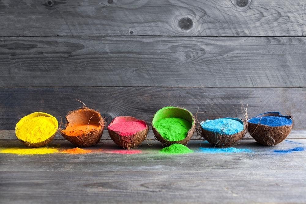 significado de cores