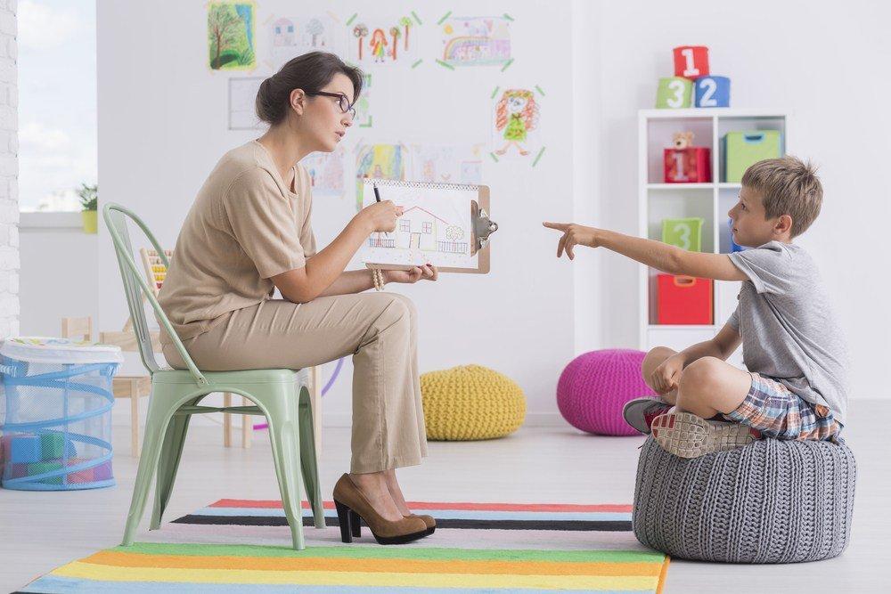 Significado de psicologia infantil