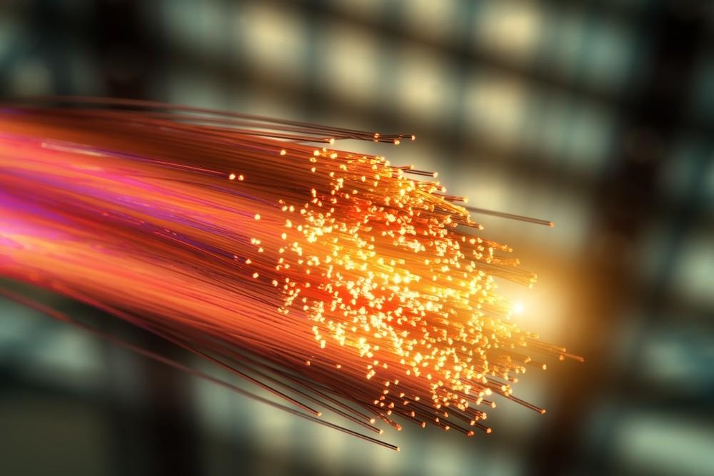 Significado de fibra óptica