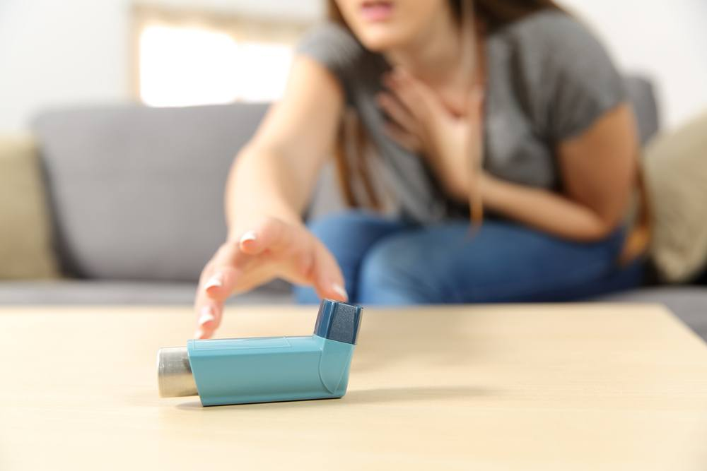 Significado de asma