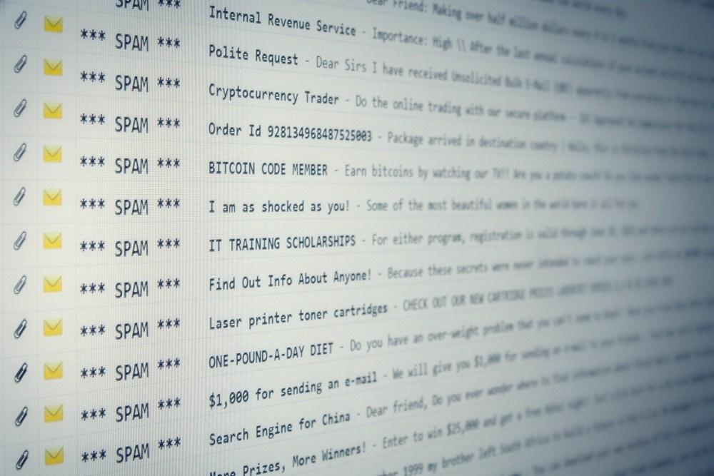 Significado de spam